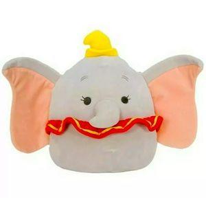 Disney Squishmallows Dumbo New